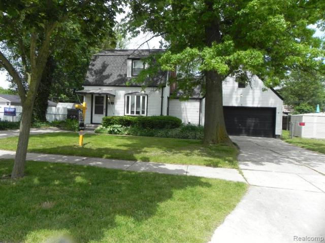 29610 Rush Street, Garden City, MI 48135 (#219048642) :: The Buckley Jolley Real Estate Team