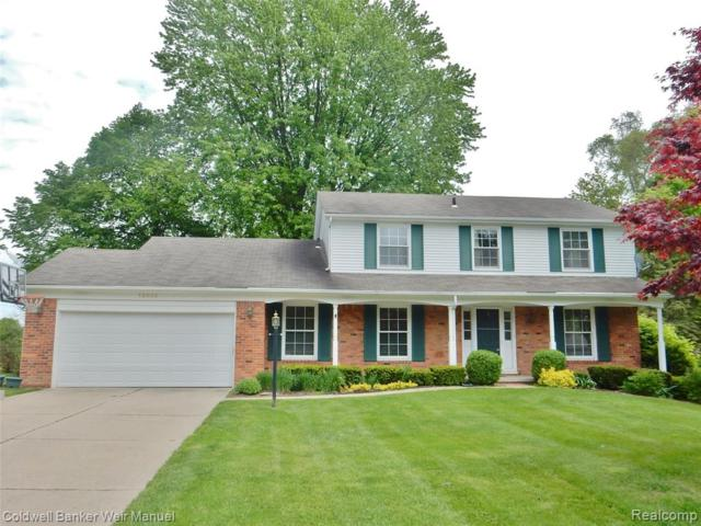16944 Bradner Road, Northville Twp, MI 48168 (#219048661) :: RE/MAX Classic