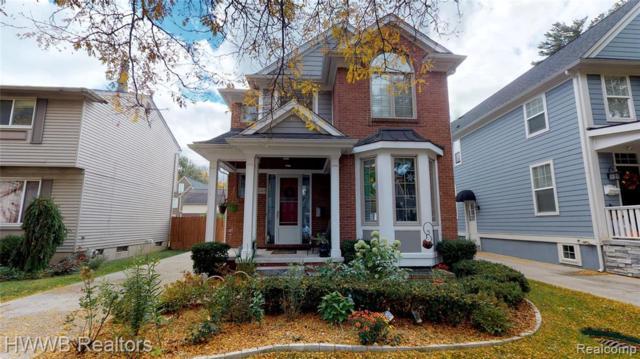 1248 Emmons Avenue, Birmingham, MI 48009 (#219048674) :: RE/MAX Classic