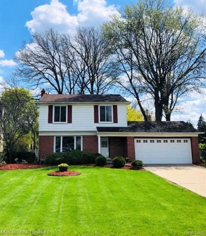 24935 Thorndyke Street, Southfield, MI 48033 (MLS #219048700) :: The Toth Team