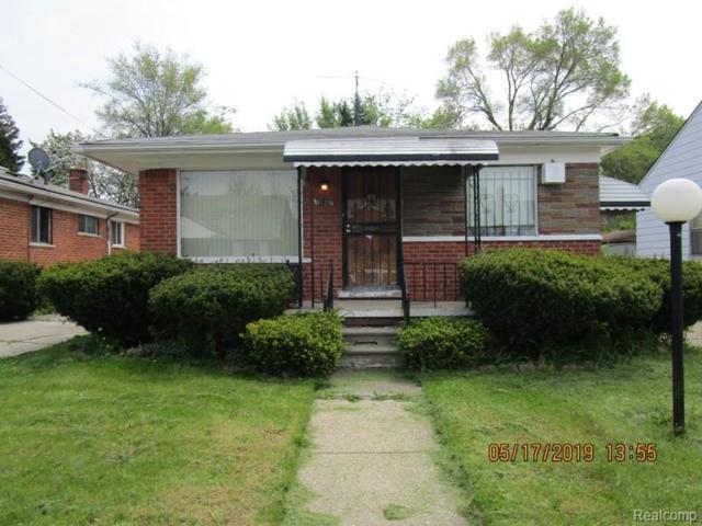 8126 Almont Street, Detroit, MI 48234 (#219048711) :: The Buckley Jolley Real Estate Team