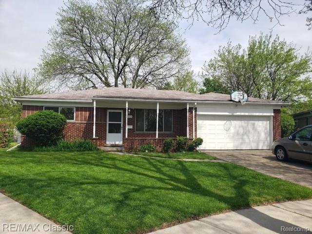 26228 Sunburst Court, Warren, MI 48091 (#219048714) :: The Buckley Jolley Real Estate Team