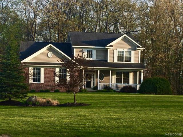 11113 Rattalee Lake Road, Springfield Twp, MI 48350 (#219048723) :: The Alex Nugent Team | Real Estate One