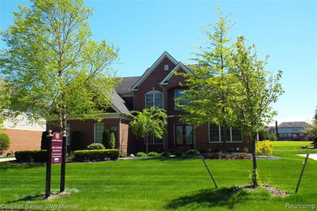 46507 Crystal Downs W, Northville Twp, MI 48168 (#219048728) :: RE/MAX Classic