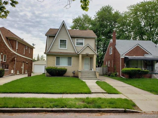 14568 Ashton Road, Detroit, MI 48223 (MLS #219048743) :: The Toth Team