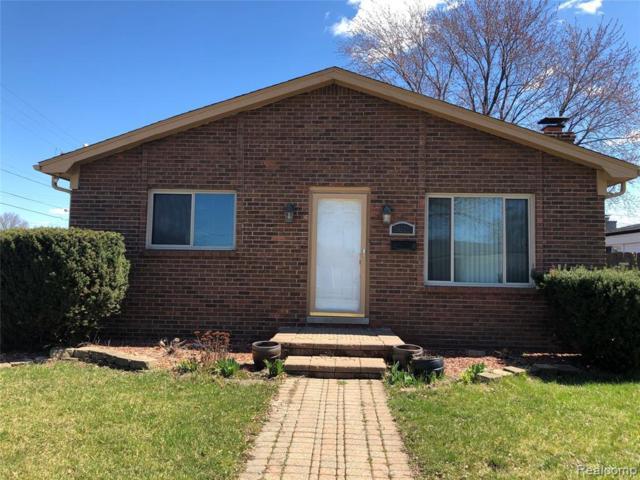 30956 Saint Onge Circle, Warren, MI 48088 (#219048748) :: The Buckley Jolley Real Estate Team