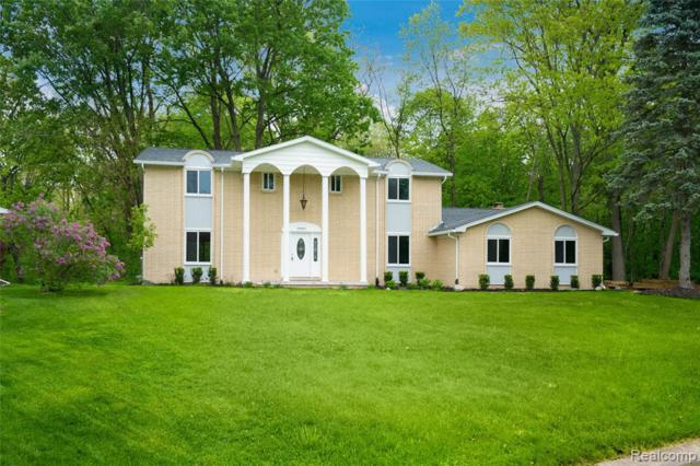 19901 S Riverhill Dr, Clinton Twp, MI 48036 (#219048757) :: The Buckley Jolley Real Estate Team
