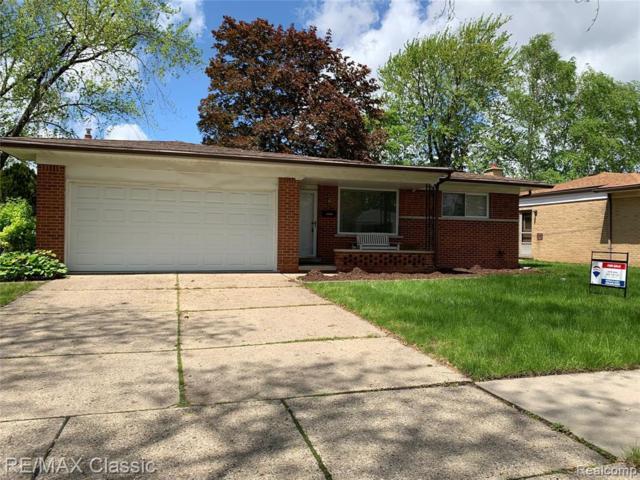 30157 Boewe Drive, Warren, MI 48092 (#219048764) :: The Buckley Jolley Real Estate Team