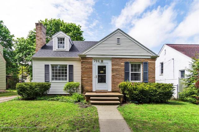 704 Beech Street, East Lansing, MI 48823 (#630000236847) :: The Alex Nugent Team | Real Estate One