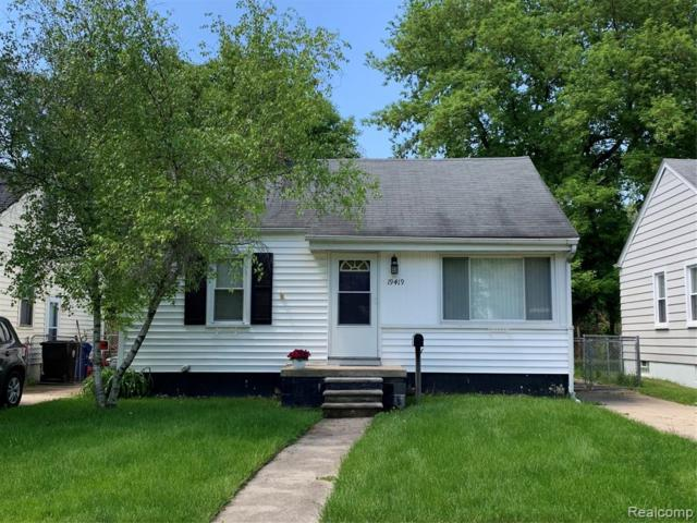 19419 Indian, Redford Twp, MI 48240 (#219048805) :: RE/MAX Classic