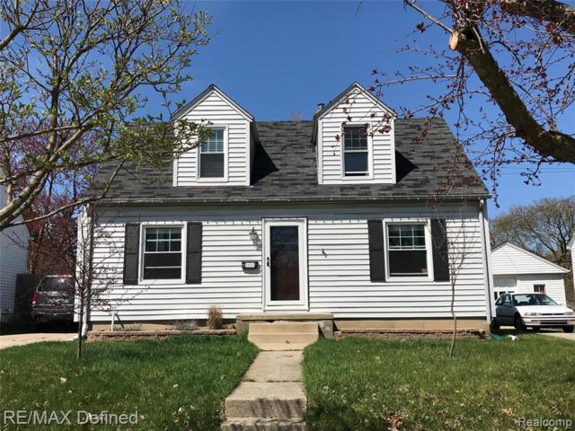 2008 Alice Street, Ann Arbor, MI 48103 (#219048807) :: Team DeYonker