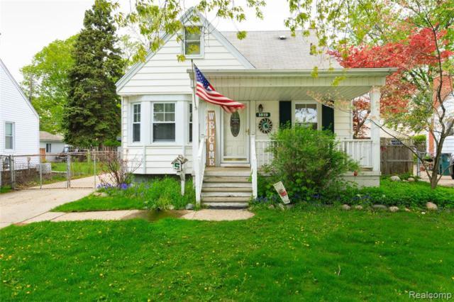 1819 Kalama Avenue, Royal Oak, MI 48067 (MLS #219048834) :: The John Wentworth Group