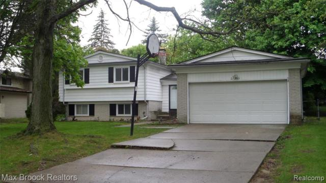 27585 Abington Street, Southfield, MI 48076 (MLS #219048845) :: The Toth Team
