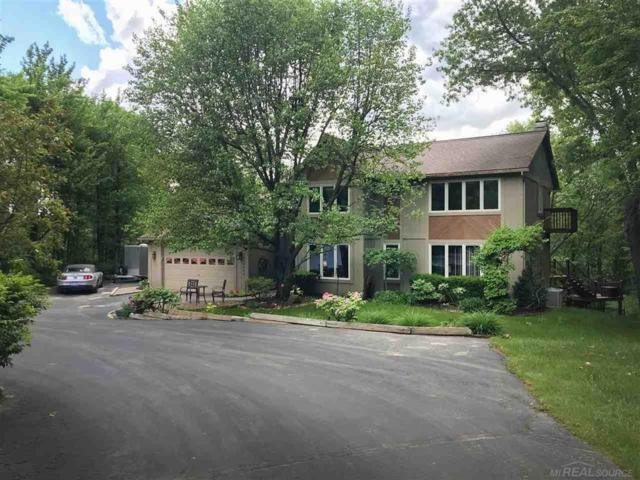 3179 Hixon St, Oakland Twp, MI 48306 (#58031381144) :: The Alex Nugent Team | Real Estate One