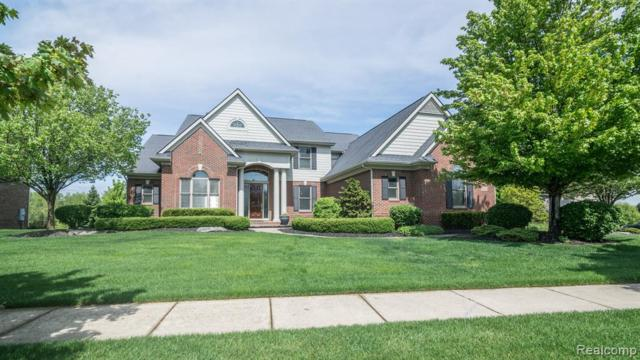 48232 Four Seasons Boulevard, Northville Twp, MI 48168 (#219049025) :: RE/MAX Classic