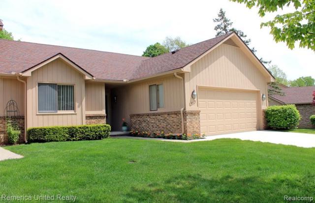 31176 Misty Pines Drive, Farmington Hills, MI 48336 (MLS #219049029) :: The Toth Team