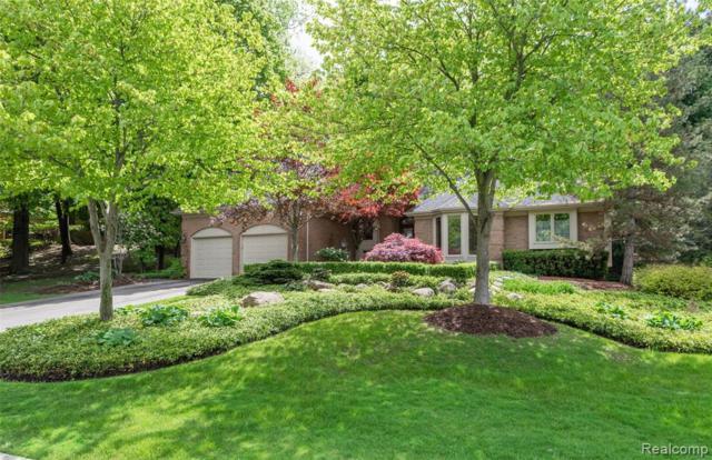45 Vaughan Ridge Road, Bloomfield Hills, MI 48304 (#219049032) :: RE/MAX Classic