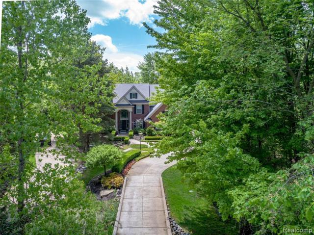 46865 Sunnybrook Lane, Novi, MI 48374 (MLS #219049067) :: The Toth Team