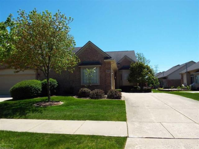 17440 Breckenridge Dr, Clinton Twp, MI 48038 (MLS #58031381161) :: The Toth Team