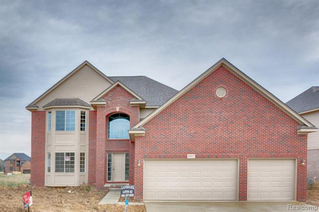 49617 Mainstee Drive, Chesterfield Twp, MI 48047 (MLS #219049084) :: The Toth Team