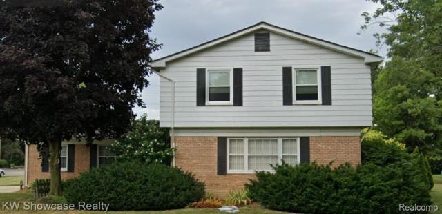 5382 Centerbrook Drive, West Bloomfield Twp, MI 48322 (#219049100) :: RE/MAX Classic