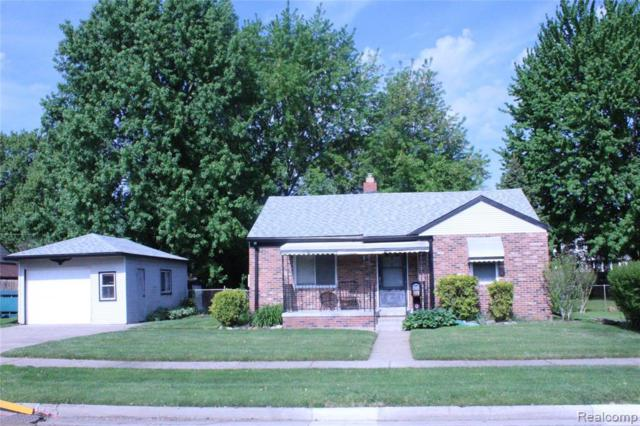 15165 Garden Street, Livonia, MI 48154 (MLS #219049119) :: The Toth Team
