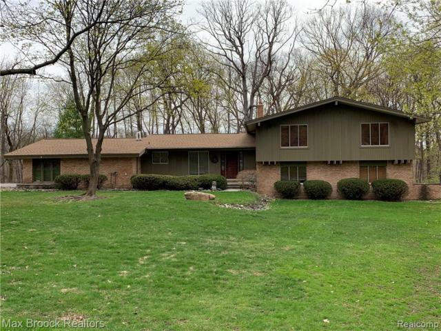 1200 Burnham Road, Bloomfield Hills, MI 48304 (#219049147) :: RE/MAX Classic