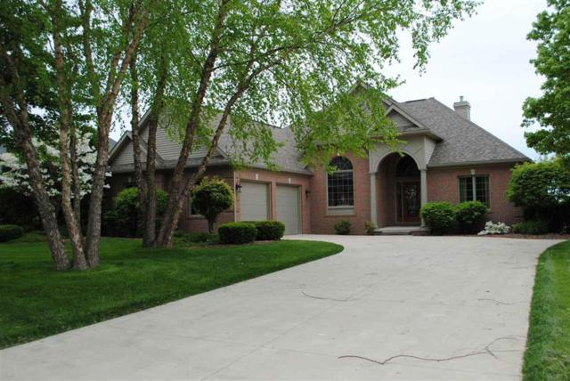 1009 Regents Park Drive, Monroe Twp, MI 48161 (MLS #57031381189) :: The Toth Team