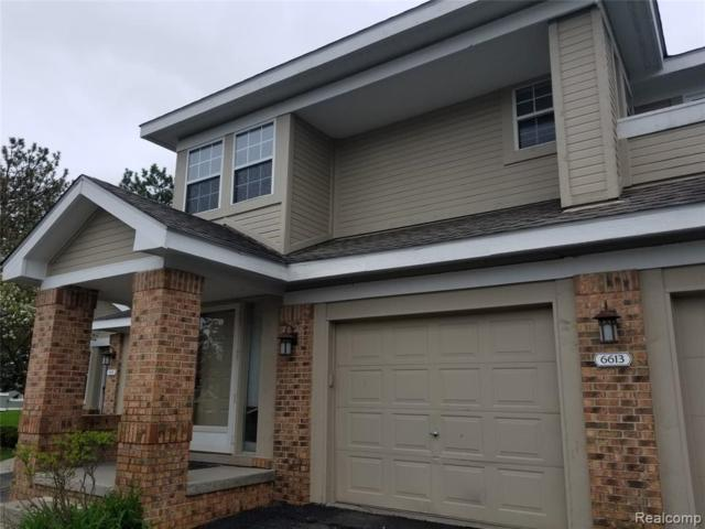 6613 Stoker Court, West Bloomfield Twp, MI 48322 (#219049164) :: RE/MAX Classic