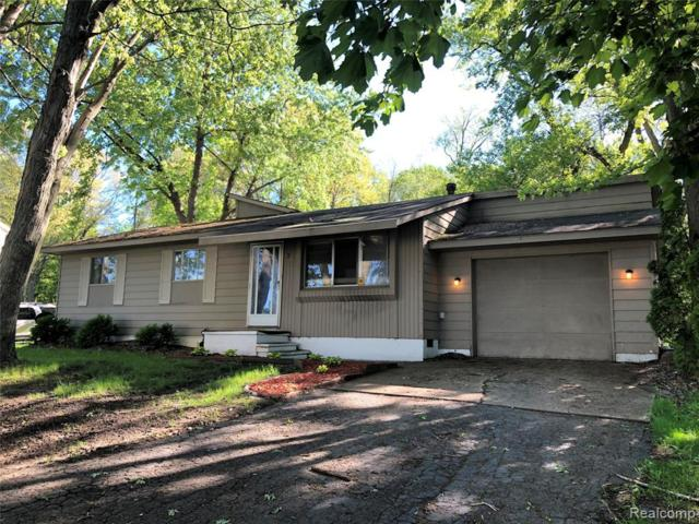 78 Leota Boulevard, Waterford Twp, MI 48327 (#219049220) :: The Alex Nugent Team | Real Estate One