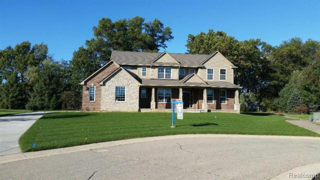 23816 Yerkes Drive W, Lyon Twp, MI 48178 (#219049224) :: The Buckley Jolley Real Estate Team
