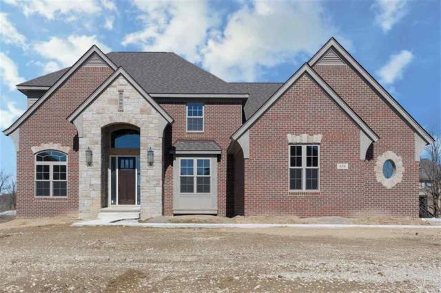 3190 Holburn Court, Oakland Twp, MI 48363 (MLS #58031381221) :: The Toth Team