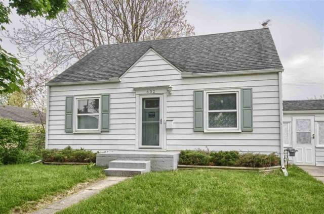 632 Lochhead Ave, Flint, MI 48507 (#5031381236) :: RE/MAX Classic