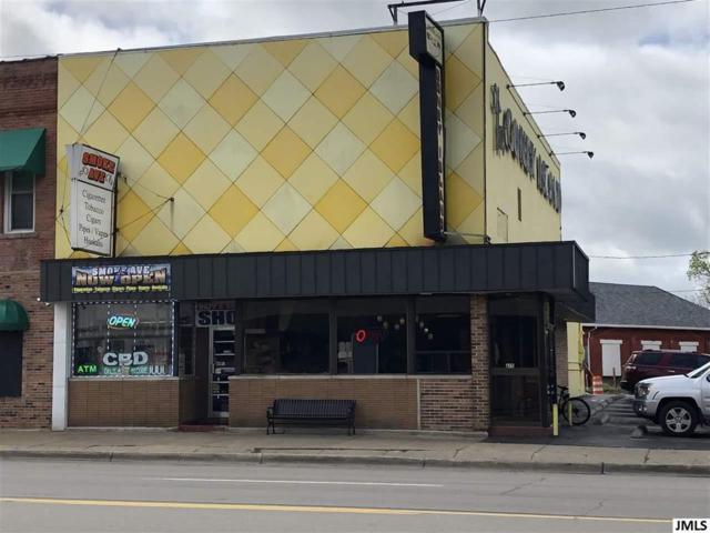 615 E Michigan Ave, CITY OF JACKSON, MI 49201 (#55201901803) :: The Alex Nugent Team | Real Estate One