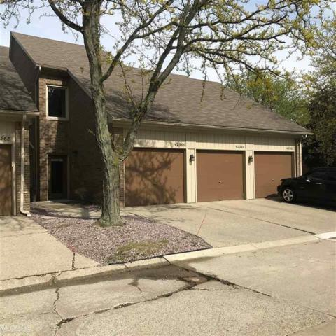 42362 Lochmoor Street, Clinton Twp, MI 48038 (MLS #58031381239) :: The Toth Team