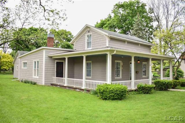 311 S Pearl, Tecumseh, MI 49286 (#56031381250) :: The Alex Nugent Team | Real Estate One