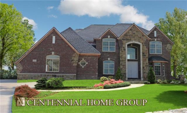 50370 Boardwalk Avenue, Northville, MI 48167 (#219049292) :: The Alex Nugent Team | Real Estate One