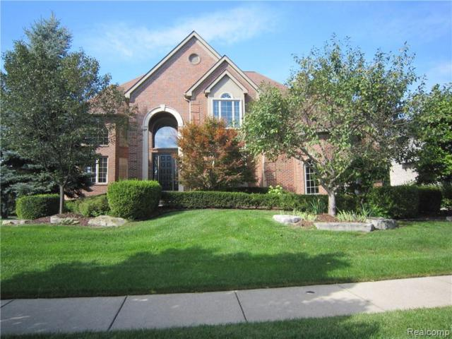 48783 Stoneridge Drive, Northville Twp, MI 48168 (MLS #219049294) :: The Toth Team