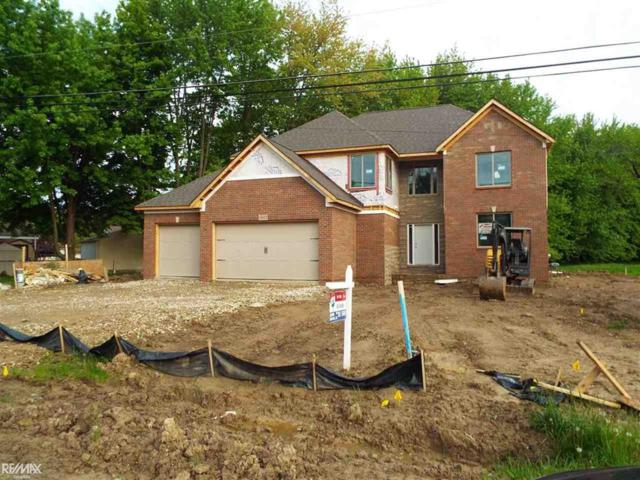 18025 Greenfield, Clinton Twp, MI 48316 (MLS #58031381256) :: The Toth Team