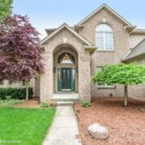 21664 Carleton, Macomb Twp, MI 48044 (MLS #58031381269) :: The Toth Team