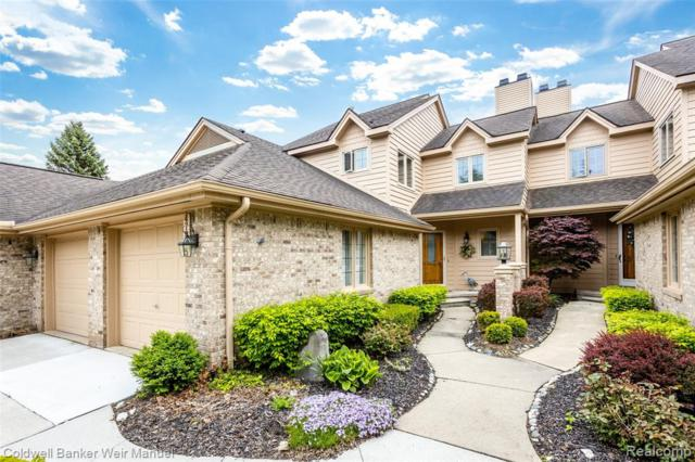 47515 Blue Heron Court, Northville Twp, MI 48168 (MLS #219049363) :: The Toth Team