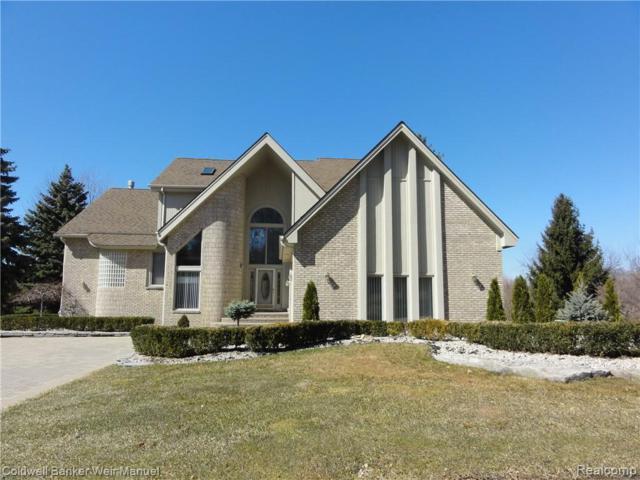 28042 Hickory Circle #10, Farmington Hills, MI 48331 (MLS #219049372) :: The Toth Team
