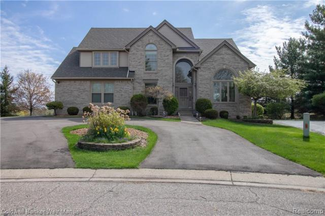 3273 Long Meadow Court, West Bloomfield Twp, MI 48324 (#219049514) :: RE/MAX Classic
