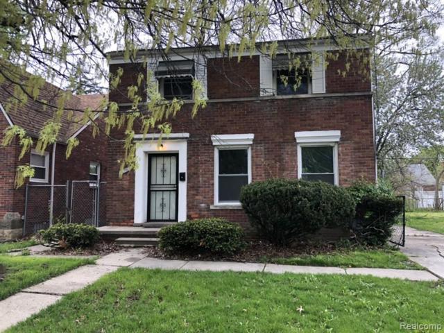 16763 Mansfield Street, Detroit, MI 48235 (MLS #219049797) :: The Toth Team