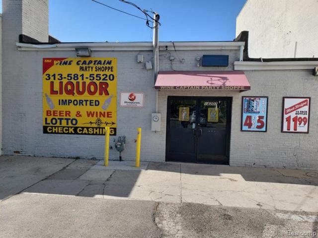 14207 Michigan Avenue, Dearborn, MI 48126 (#219049892) :: The Buckley Jolley Real Estate Team