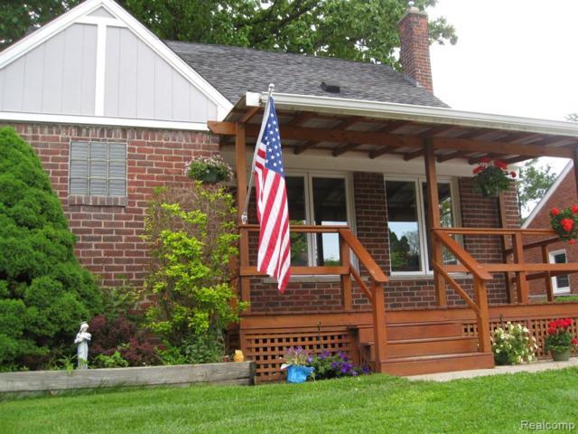 7676 Beaverland Street, Detroit, MI 48239 (#219049921) :: Duneske Real Estate Advisors