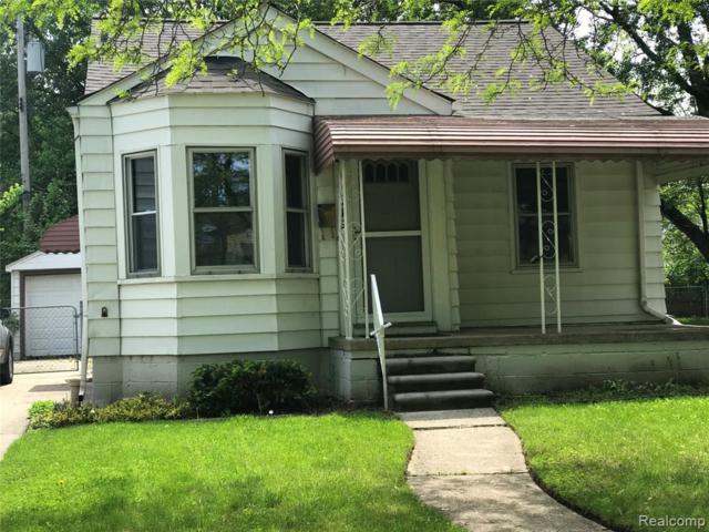 18948 Kenosha Street, Harper Woods, MI 48225 (#219050047) :: The Buckley Jolley Real Estate Team