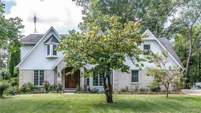 21589 N Dixboro Road, Green Oak Twp, MI 48178 (#219050141) :: The Buckley Jolley Real Estate Team