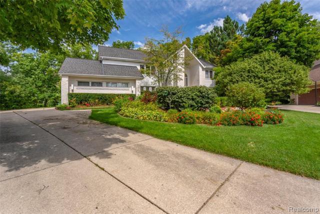 5518 Fox Ridge Drive, West Bloomfield Twp, MI 48322 (#219050363) :: RE/MAX Classic