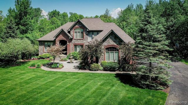 5542 Clarkston Road, Independence Twp, MI 48348 (#219050417) :: The Mulvihill Group
